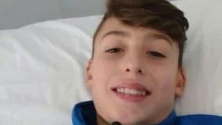 Taranto, muore a 15 anni di leucemia. Alessio era una promessa del calcio