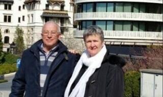 Torino, moglie e marito uccisi mentre sono in moto. Travolti da un'auto guidata da un ubriaco