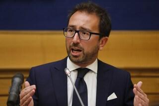 """Bonafede: """"Lega ha bloccato riforma su intercettazioni. Non governano con Berlusconi, lo ricordino"""""""