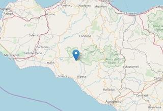 Terremoto a Caltabellotta, scossa di magnitudo 3.6 in Sicilia: sciame sismico nell'Agrigentino