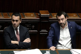 """Luigi Di Maio: """"Stufo di litigare. Il governo non è finito: avanti con Conte e Salvini"""""""