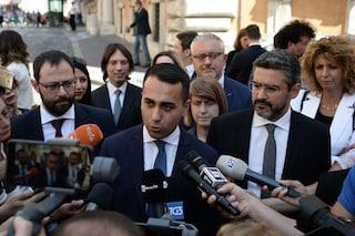 """Governo, Di Maio: """"Ok a taglio dei parlamentari? Salvini si è messo da solo in un labirinto"""""""