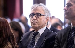 """Ponte Morandi, familiari delle vittime contro dirigenti Autostrade alla cerimonia: """"O noi o loro"""""""