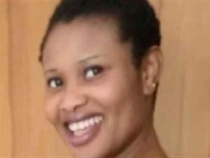 Glory Obibo nella foto scelta dalla famiglia per il necrologio.