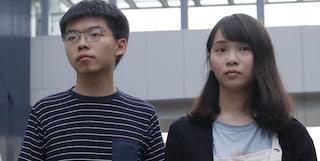 Hong Kong, retata di attivisti: in manette anche i leader Joshua Wang e Agnes Chow