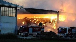 Matera, incendio in un capannone dove vivevano i braccianti stranieri. Morta 28enne nigeriana