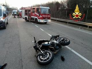 Si schiantano in moto contro auto: due motociclisti morti in Alto Adige in poche ore