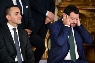 """Di Maio a Salvini: """"Per colpa sua rischiano di andare a casa migliaia di lavoratori"""""""