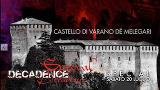 """Parma, festa hard al castello di Varano Melegari, è polemica: """"Sconcerto tra gli abitanti"""""""