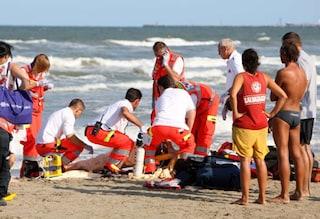 Giallo a San Benedetto del Tronto, trovato in mare il cadavere di una ragazza: indossava un costume