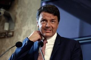 """Crisi di governo, Matteo Renzi: """"Folle perdere l'occasione per mandare a casa i sovranisti"""""""