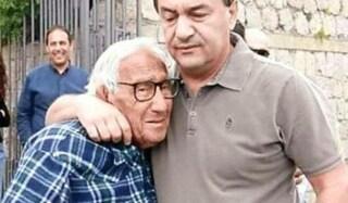 """Mimmo Lucano: """"Oggi vado a trovare mio padre in ospedale"""""""