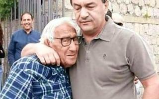 Addio a Roberto Lucano: è morto il padre dell'ex sindaco di Riace Mimmo Lucano