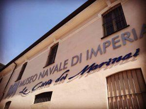 Immagine dal profilo Facebook ufficiale del Museo Navale di Imperia.