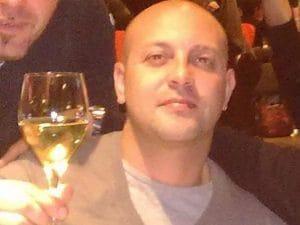 Nicola Dallori, 46 anni (Facebook).