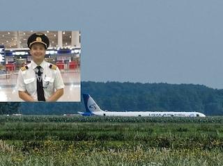 Atterraggio nel campo di grano in Russia, chi è il pilota-eroe che ha salvato 226 passeggeri