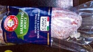 Eurospin ritira salametto dolce per possibile contaminazione da Salmonella