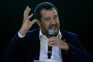 """Salvini avverte i 5 Stelle: """"Alcuni ministri non hanno brillato, manovra coraggiosa o voto"""""""