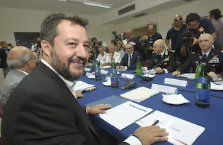 """Salvini replica a Conte: """"Confesso, sono ossessionato dalla sicurezza degli italiani"""""""