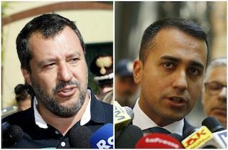 """Salvini: """"I Cinque Stelle ci diano una mano, altrimenti il Paese lo miglioriamo anche da soli"""""""