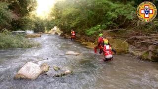 """Pescara, trovato un corpo nel fiume: """"È l'uomo scomparso dopo il post di addio su Facebook"""""""