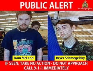Canada, fine della caccia all'uomo: morti in un fiume i due teenager in fuga dopo 3 omicidi