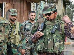 Al Nemr sul fronte in Siria