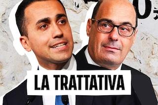 Governo PD M5s, perché Zingaretti e Di Maio (ancora) non trovano un accordo