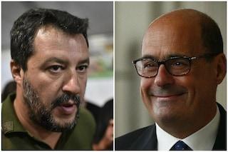 Sondaggi elettorali, Lega scende sotto il 30% e il Pd si riavvicina: mai così poco distanti da 2018