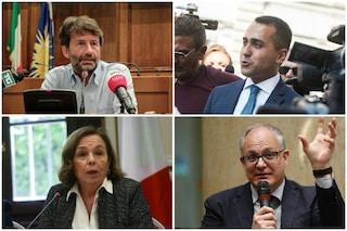 Il totoministri del nuovo governo Conte: Di Maio agli Esteri, Franceschini verso la Difesa
