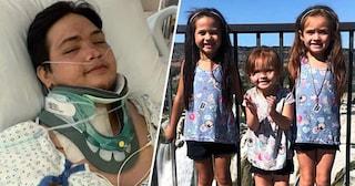 """Si sveglia in ospedale dopo l'incidente, è paralizzato. Il fratello: """"Le tue 3 figlie sono morte"""""""
