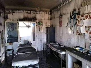 Algeria, incendio nel reparto maternità dell'ospedale: neonati bruciati vivi, otto morti