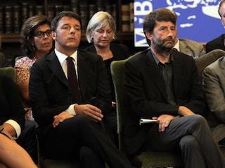 """Pd, l'appello di Franceschini a Renzi: """"È casa tua, scissione consensuale è idea ridicola"""""""
