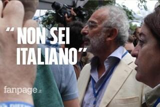 """Pontida, Gad Lerner: """"Salvini non si è scusato"""". Lui replica: """"Non è giornalista ma calunniatore"""""""