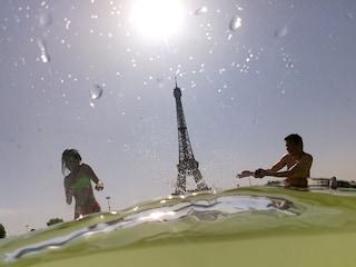 Il caldo record dell'estate 2019 ha provocato in Francia quasi 1500 morti