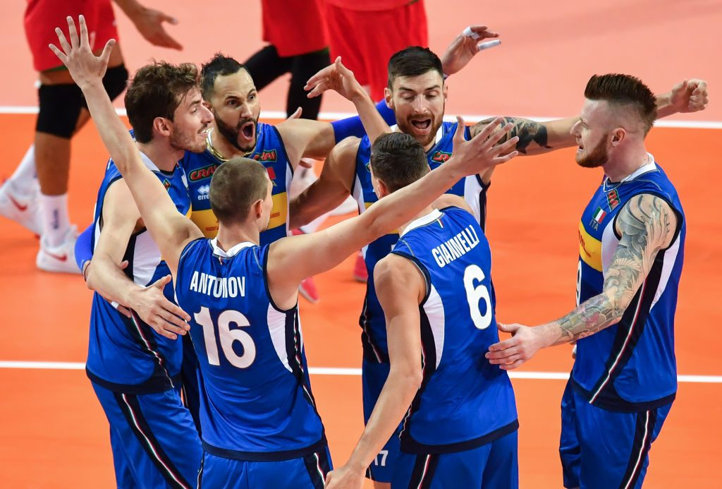 Europei Di Basket Calendario.Europei Di Volley La Nazionale Maschile Debutta Con Una