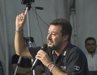 """La profezia di Salvini sul Conte bis: """"Pd e M5s dureranno poco, poi toccherà di nuovo a noi"""""""