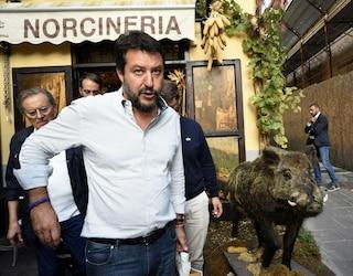 """Reddito di cittadinanza all'ex Br Saraceni, Salvini: """"Chiariscano o blocchiamo il Parlamento"""""""