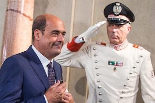 """Zingaretti avverte Pd e M5s: """"Non si può governare da nemici, ma i presupposti sono buoni"""""""