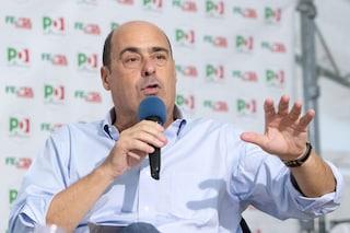 """Regionali, Zingaretti: """"O si organizza un campo alternativo unito o si regala l'Italia a Salvini"""""""