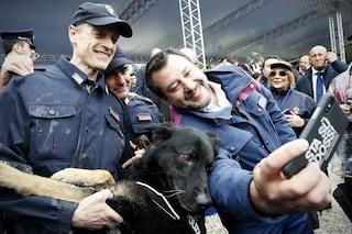 """Moto d'acqua polizia, Salvini: """"Vergogna, giudice se la prenda con me e non con agenti"""""""