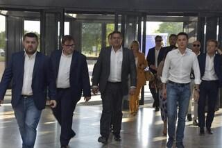 Camera, quattro deputati vicini a Toti lasciano gruppo di Forza Italia: entrano nel Misto