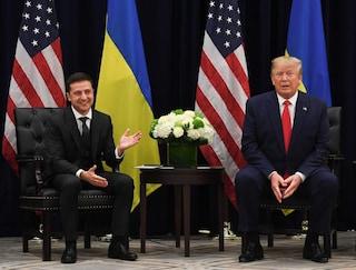 Usa, Casa Bianca ha tentato di nascondere la telefonata tra Trump e il presidente ucraino