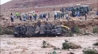 Alluvioni e grandine nel deserto, il maltempo fa venti morti in Marocco