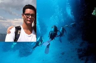 Verona, Alessio muore a 20 anni durante un'immersione: la tragedia davanti al padre e alla sorella