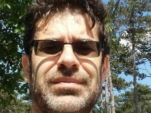 Andrea Bossi, 50 anni (Facebook).
