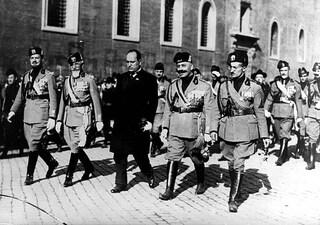 """I """"governi deboli"""" evocati da Franceschini che favorirono l'ascesa di Benito Mussolini"""