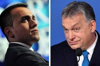 """Ungheria contro l'Italia: """"Deplorevole aprire i porti"""". Di Maio: """"Si assuma le sue responsabilità"""""""