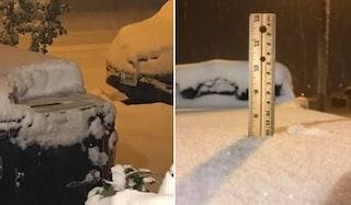 USA, storica bufera di neve in Montana: oltre mezzo metro, non accadeva da 130 anni