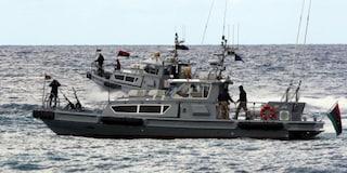 Colpi di mitragliatrice dei libici ai pescherecci di Mazara del Vallo: interviene la Marina Militare